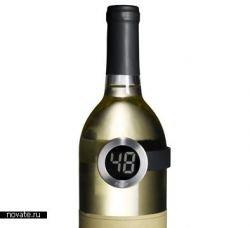 Удобный термометр для вина