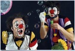 Клоуны съехались в Екатеринбург