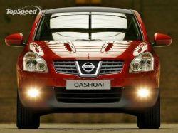 Nissan покажет семиместную версию Qasqhai+2
