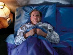 Бессонница не симптом, а причина депрессии, установили психиатры