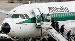 Италия надеется, что Air France-KLM возобновит переговоры по покупке Alitalia