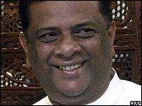 Ланкийский министр убит взрывом