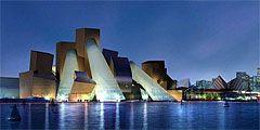 500 млн евро вложат власти Абу-Даби в коллекцию нового музея Гугенхайм