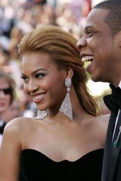 Певица Бейонсе вышла замуж за Jay-Z