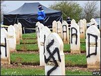 Во Франции осквернены могилы солдат-мусульман