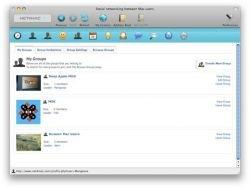 Дебютирует первая социальная сеть для Мак-пользователей