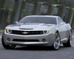 Продажи Chevrolet Camaro начнутся в 2010 году