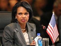 Кондолиза Райс лоббирует свою кандидатуру на пост вице-президента США