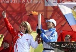 Кто на самом деле пронес олимпийский огонь по Петербургу