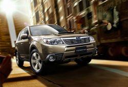 Subaru объявила российские цены на кроссовер Forester