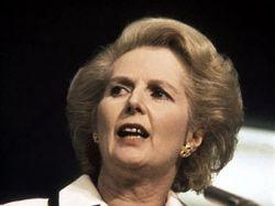 Британцы признали Маргарет Тэтчер своим лучшим премьером
