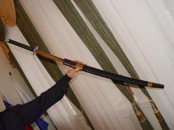 Власти Британии запретили импорт самурайских мечей