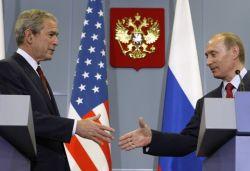 Джордж Буш (George Bush) объявил об окончании холодной войны (фото)