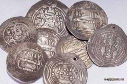 В Швеции найдены арабские монеты времен викингов (фото)