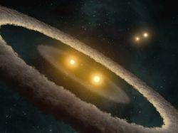 Открыта звездная система, схожая с нашей