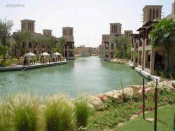 Новая Венеция в Арабских Эмиратах (фото)