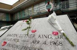 Сегодня Америка вспоминает Мартина Лютера Кинга (фото)