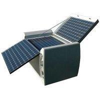 PowerCube 600: солнечная батарея мощностью 600 Вт