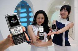 Samsung SCH-M470 – первый смартфон с поддержкой HSUPA