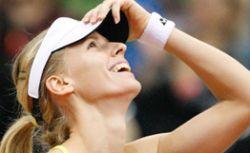 Елена Дементьева вернулась в первую десятку рейтинга WTA