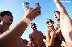 Как отдыхают калифорнийские студенты? (фото)