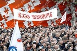 Грузинские оппозиционеры начали объединяться перед выборами