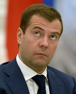 Первое вето Дмитрия Медведева