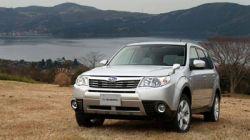 Новый Subaru Forester 2009