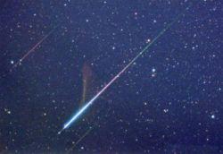 Босниец принял падающие метеориты за вторжение инопланетян