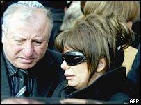 Вдова Бадри Патаркацишвили подала в суд на его сводного брата