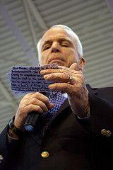 Джон Маккейн за месяц собрал на президентскую кампанию $15 млн