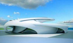 Jet House – дом-НЛО (фото)