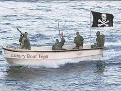 Пираты, захватившие французов, убили двух человек