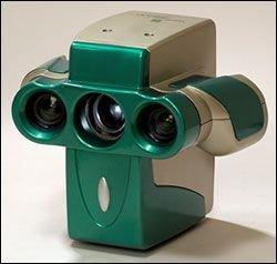 В Германии создан «трехмерный фотоаппарат» Kolibri Cordless