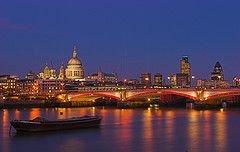 Лондон может утратить статус финансовой столицы