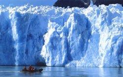 Как будет выглядеть Антарктида после того, как растают все ее льды