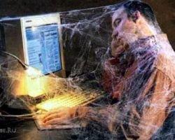 Ученые уверены, что Всемирная сеть вызывает настоящие физические болезни