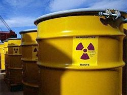 Ядерные отходы из Латвии ввезут в Россию