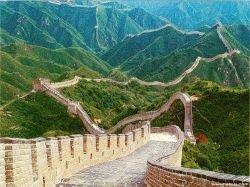 В ходе обследования Великой китайской стены выявлены разрушения
