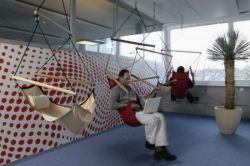 Новый офис Google в Цюрихе (фото)