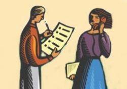 Анкета до собеседования: плюсы и минусы