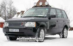 Land Rover обрел двигатель V12?