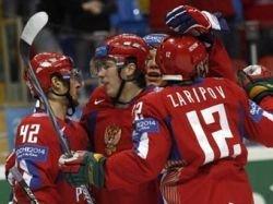 Сборная Росии по хоккею стала пятой в рейтинге Международной федерации хоккея