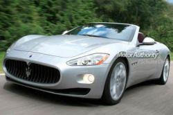 Maserati готовит кабриолет на базе GranTurismo