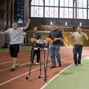 Ковыляющий робот установил рекорд дальности ходьбы