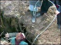 Две затворницы умерли в пещере под Пензой