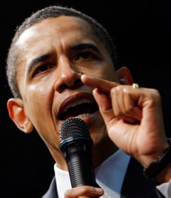 Барак Обама призвал разработать график вывода войск из Ирака