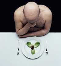 Наука поста: меньше ешь - дольше живёшь