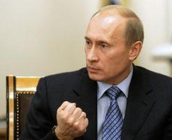 Владимира Путина хотят сделать персоной нон-грата и запретить ему использовать воздушное пространство Украины