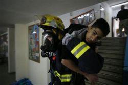 Учения по гражданской обороне в Израиле (фото)